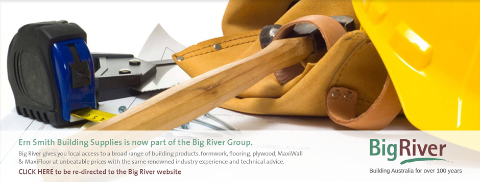 Ern Smith is now part of Big River Group
